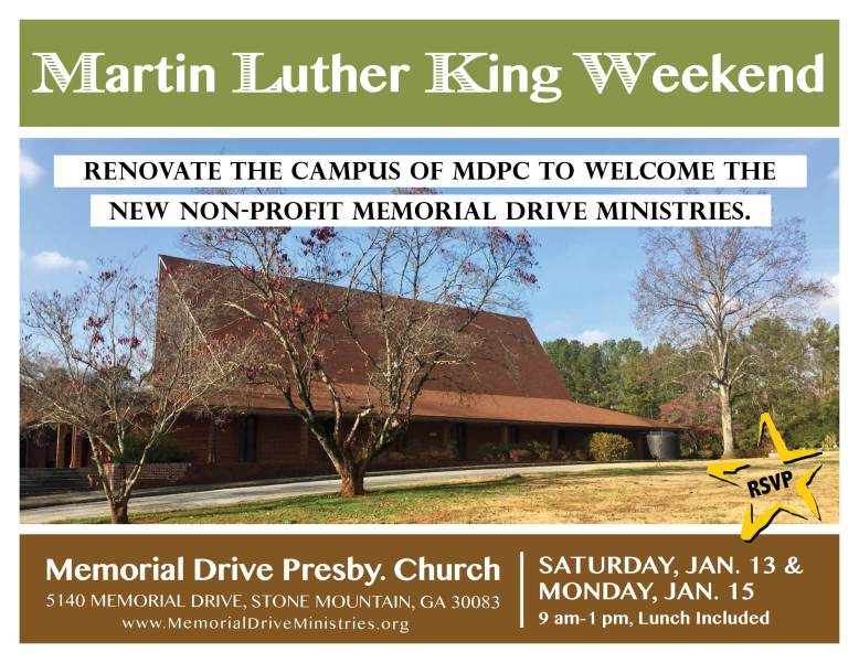Martin Luther King Drive pstr-1